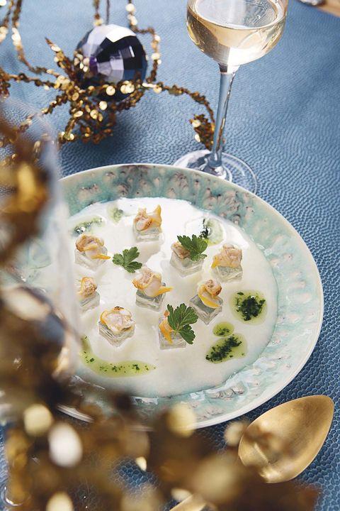 Recetas Navidad: Berberechos con cebolla