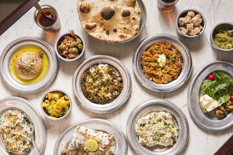The 10 Best Middle-Eastern Restaurants In London
