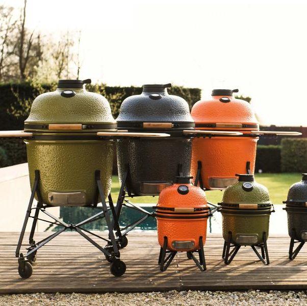 berghoff ceramic kamado grill