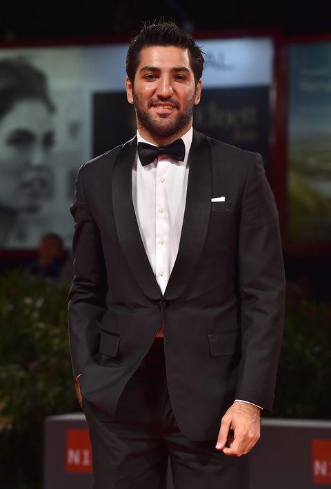 Berkay Ates 'Frenzy' Premiere - 72nd Venice Film Festival' Premiere
