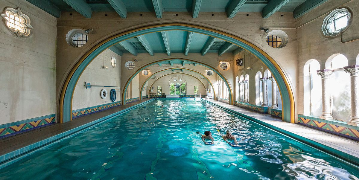 The Most Spectacular Pools in History