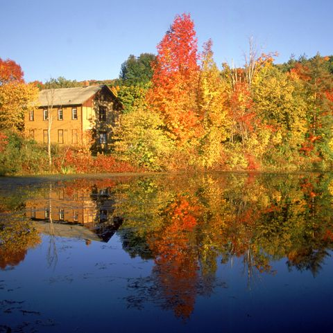 Berkshires, Massachusetts fall getaway