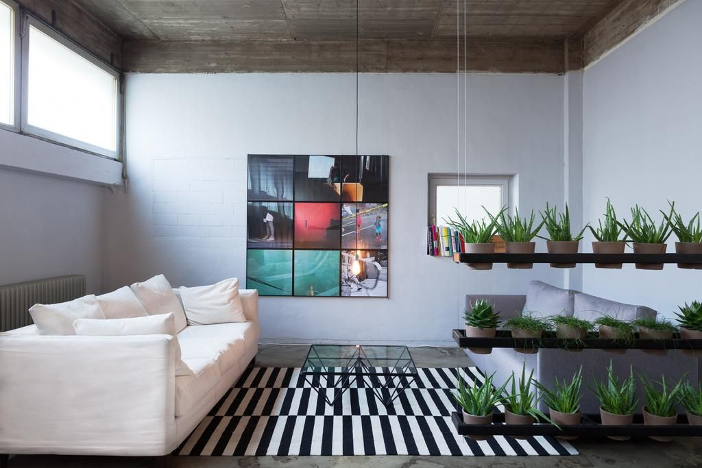This cool Berlin hostel is straight out of an interiors magazine