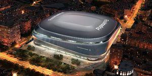 nuevo estadio santiago bernabeu real madrid