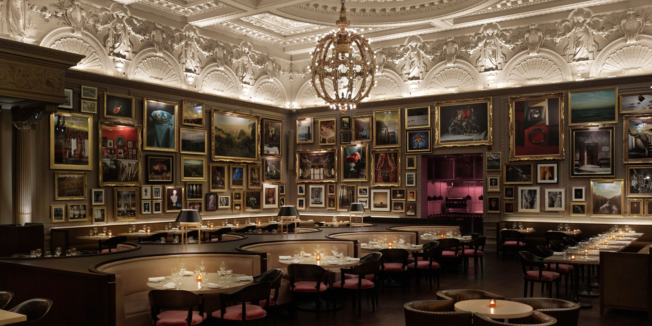 Berners Tavern -- London