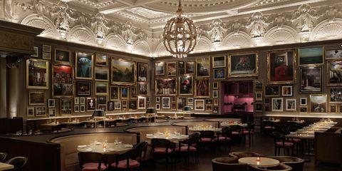 Berners Tavern -- London