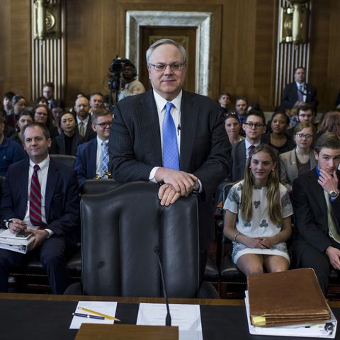 Senate Energy and Natural Resources Committee Holds Hearing On The Nomination Of David Bernhardt For Interior Secretary