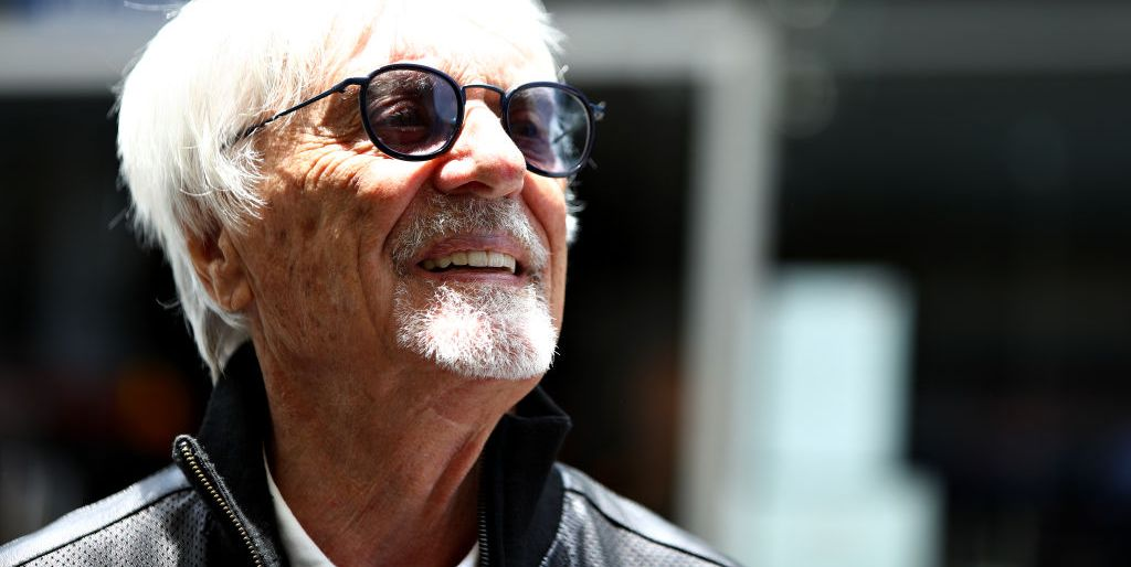 Former F1 boss Bernie Ecclestone to become a father again aged 89