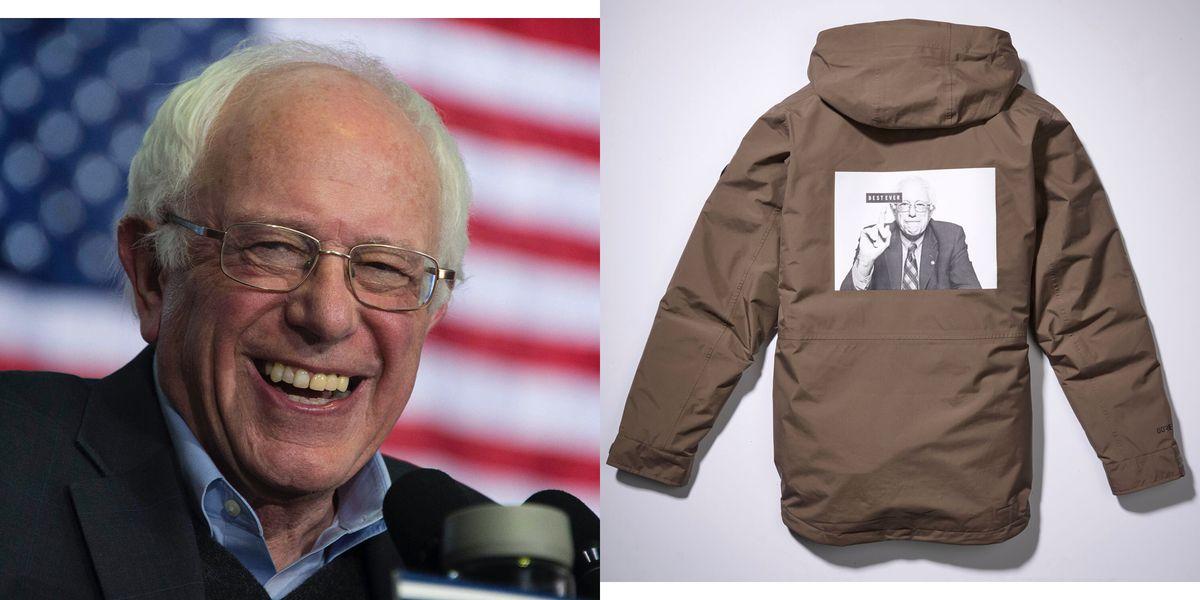 Fashion Icon Bernie Sanders Just Got His Own Burton ...