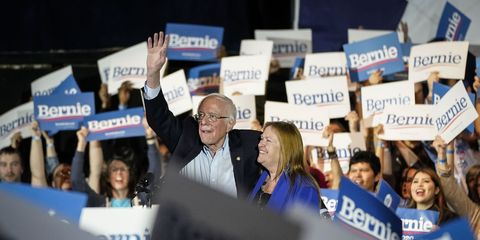 It's Time for the 2016 Primary to End. Bernie Sanders Is the Clear Frontrunner for the 2020 Nomination.