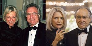 Ruth and Bernard Madoff