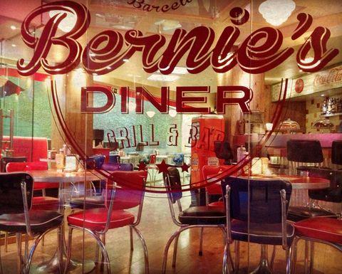 Restaurante americano  Bernie's en Barcelona