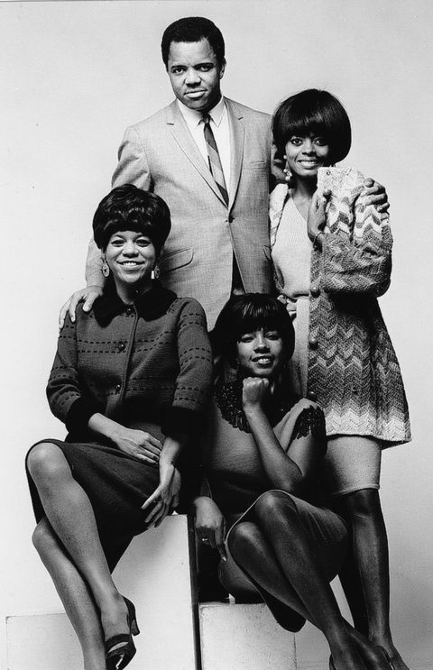 berry gordy jr and the supremes