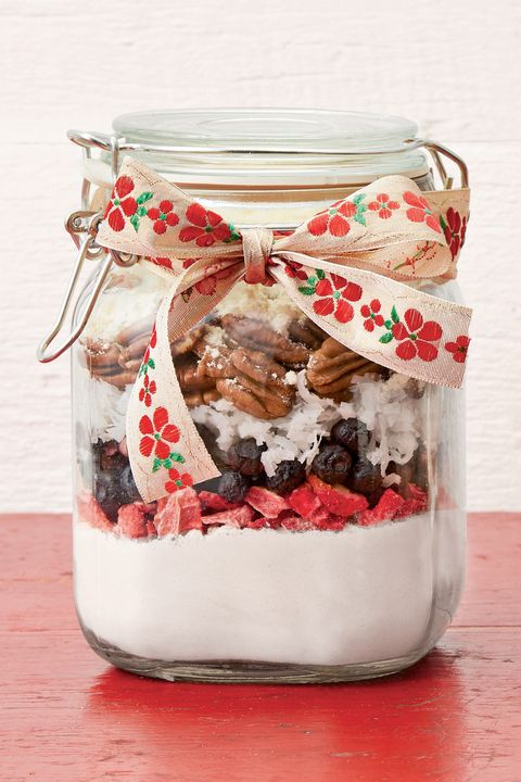 berry nut pancake mix jar
