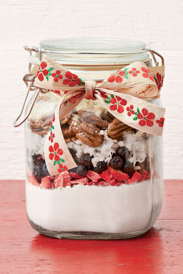 berry nut pancake mix jar