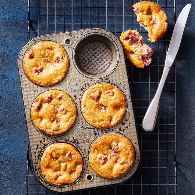 berryquinoa muffins