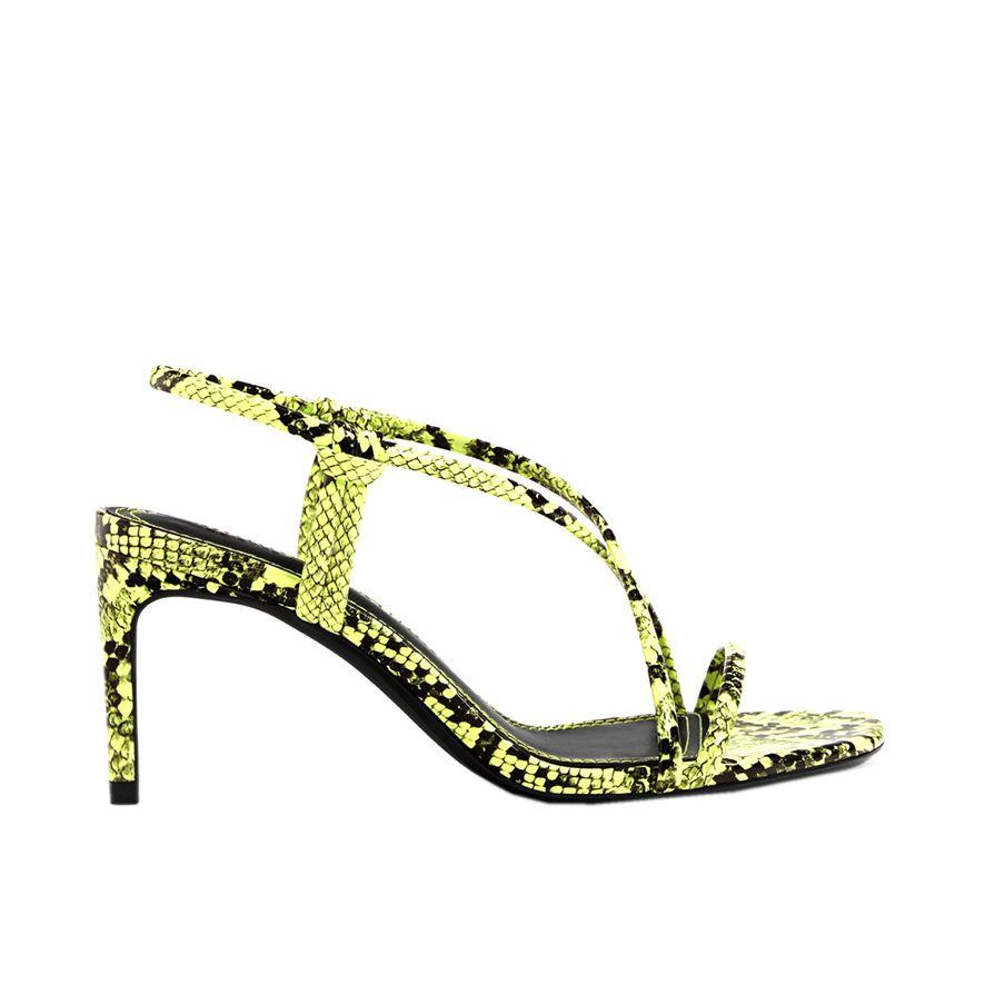 Moda: Zapatos de tacón para este verano