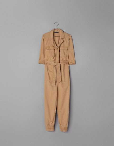 Clothing, Outerwear, Suit, Sleeve, Beige, Trousers, Pajamas, Pattern, Costume,