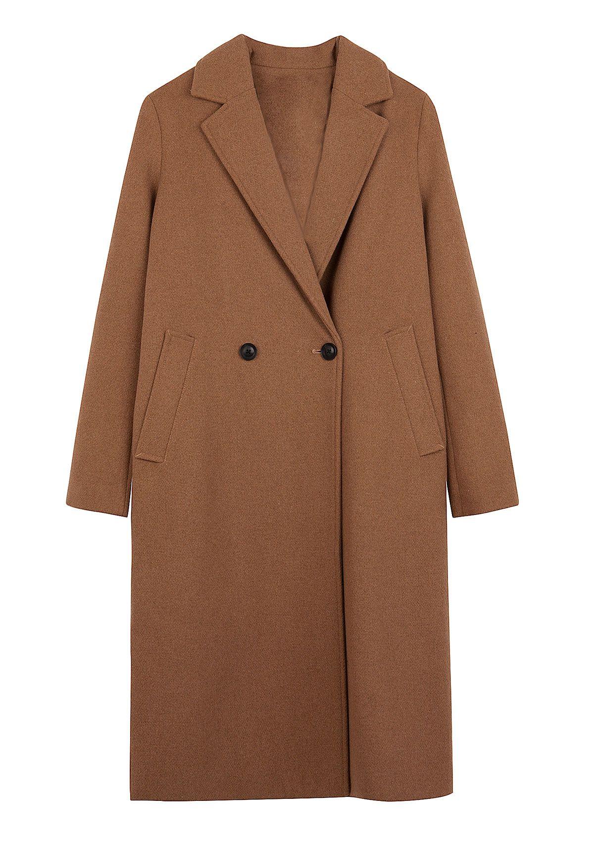 Especial moda: Abrigos monocolor por menos de 100 €.