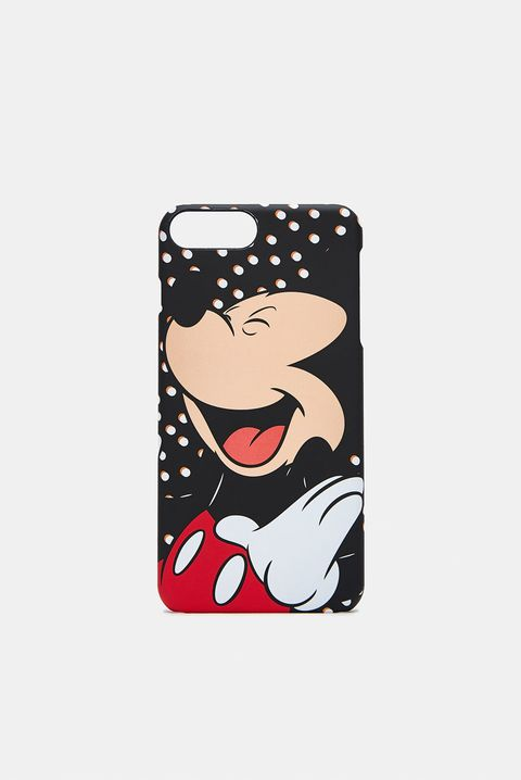 Mobile phone case, Cartoon, Mobile phone accessories, Moustache, Font, Technology, Electronic device, Fictional character, Mobile phone,