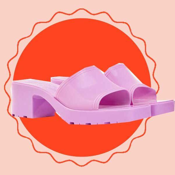 las sandalias de bershka que parecen de lujo