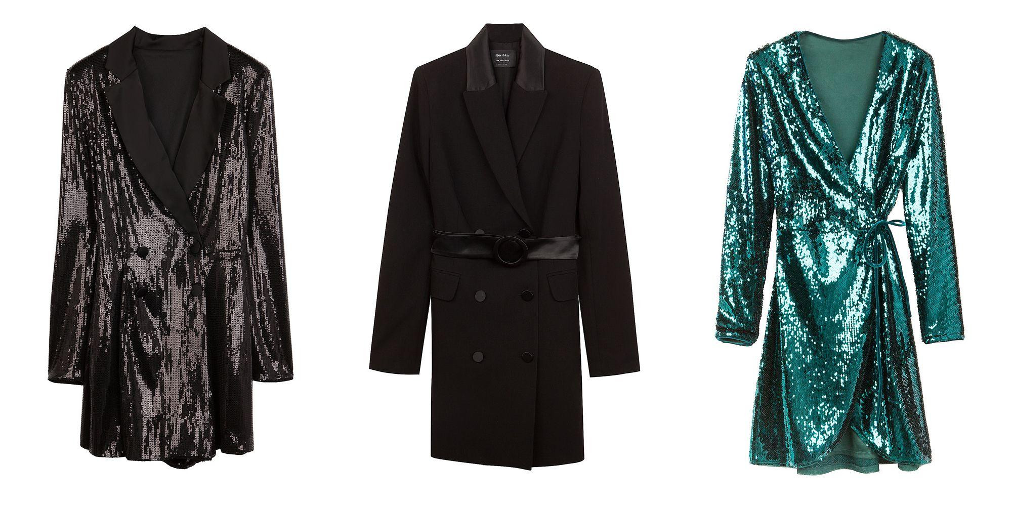 2ae174a8b2a4b Bershka saca su colección de vestidos de fiesta más espectacular y para  todos los estilos
