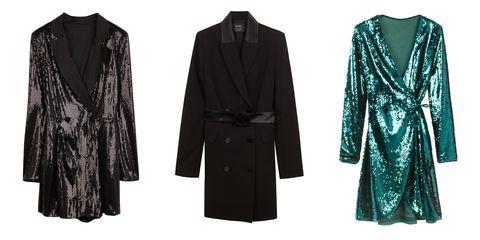 0ffb2451b0b3b Bershka saca su colección de vestidos de fiesta más espectacular y ...
