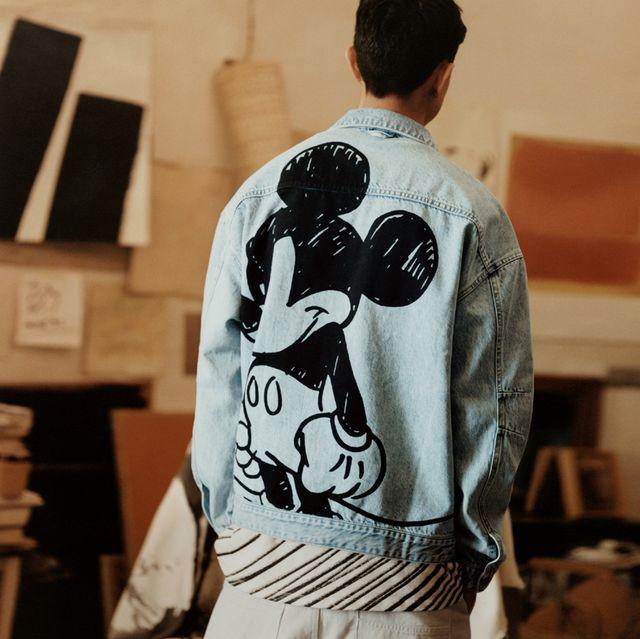 Mickey Mouse x Bershka: la colección de ropa para hombre
