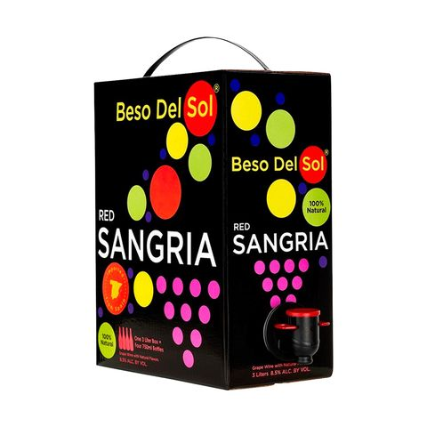 Beso del Sol Red Sangria