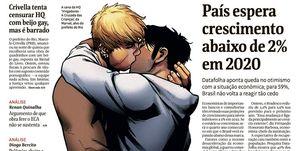 beso gay vengadores alcalde río janeiro