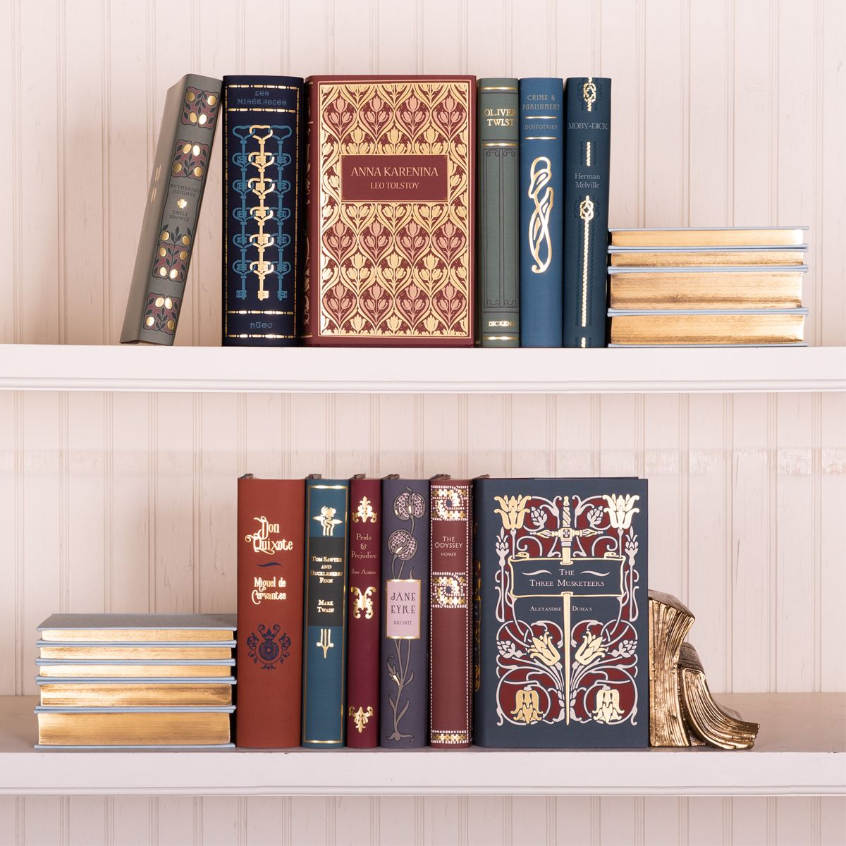 This Subscription Service Sends You Beautiful Versions of The Books Everyone Should Own