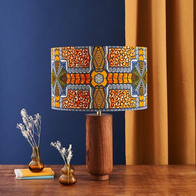 bespoke binny lamp shade