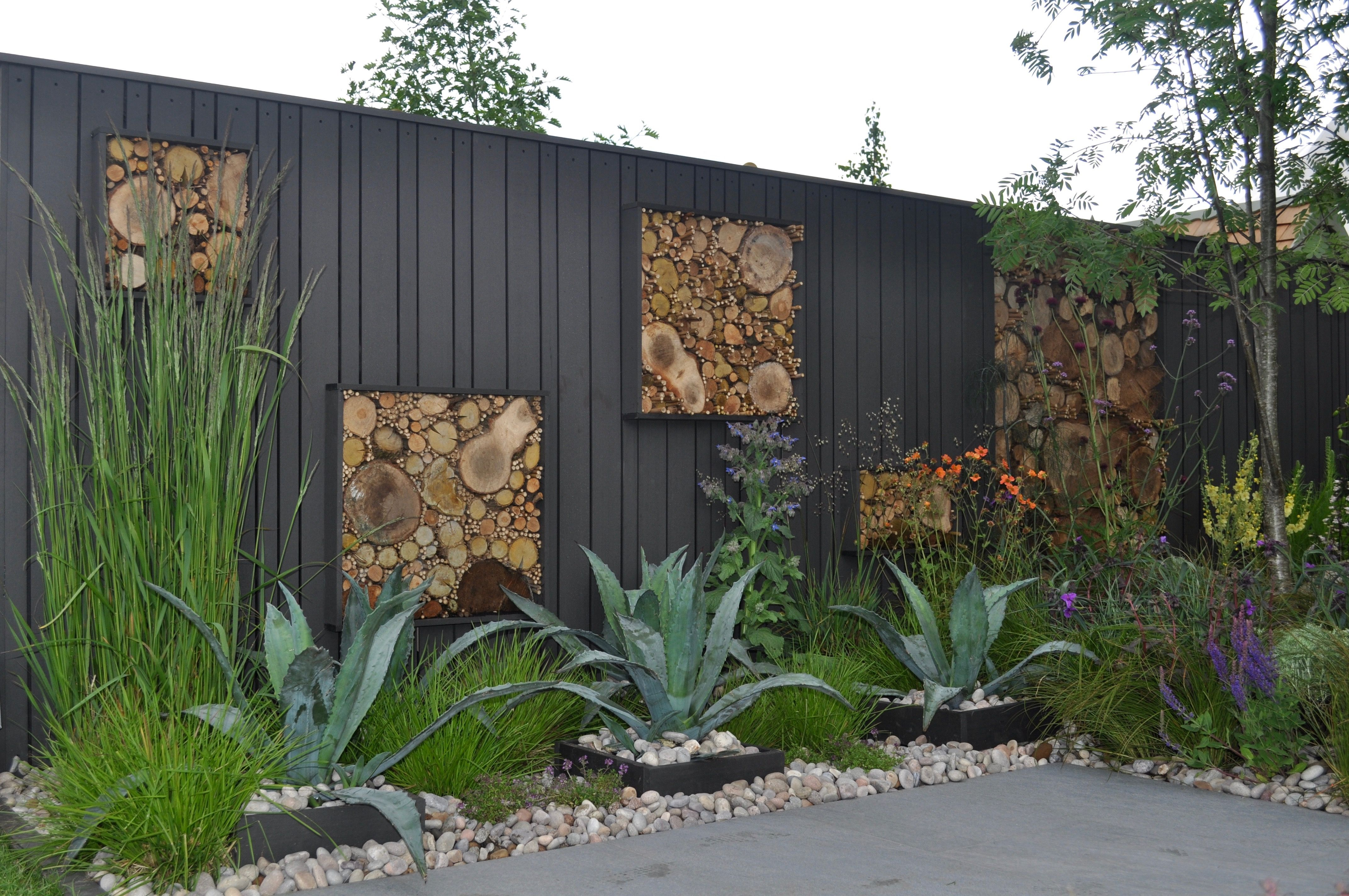Bespoke Bug Hotels In Fence
