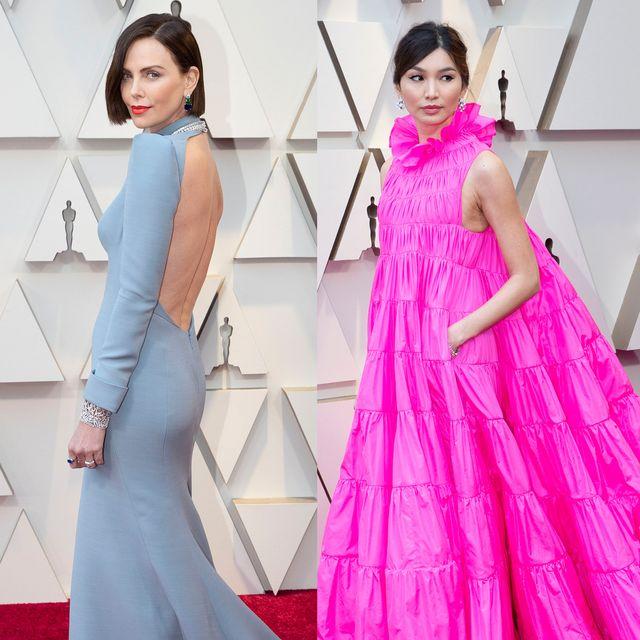 Best Dresses Oscars 2019 Oscars 2019 Best Dressed   Celebrity Fashion on Oscars 2019 Red Carpet