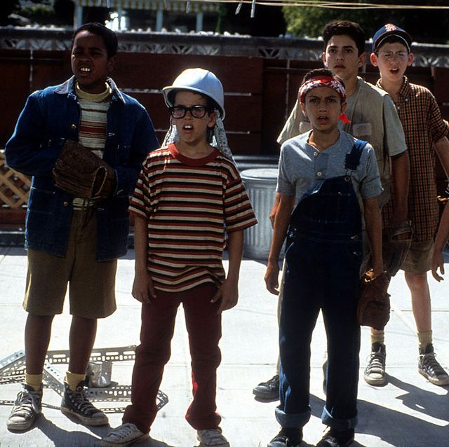 the gang of kids in a scene from the film the sandlot, 1993 photo by 20th century foxgetty images
