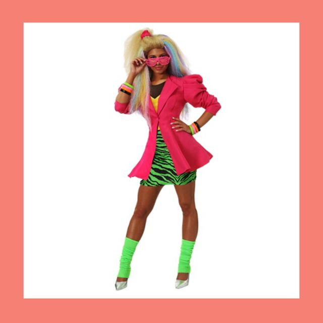best 80s costumes
