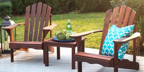 best adirondack chairs - 11 Best Adirondack Chairs For 2018 - Adirondack Chair Sets For Every