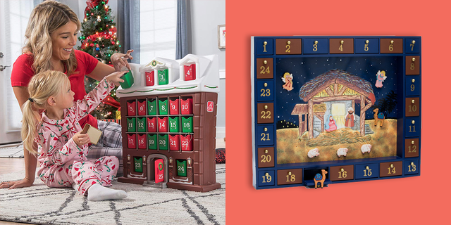 16 of the Best Advent Calendars to Make Your Family's Christmas Merry and Bright