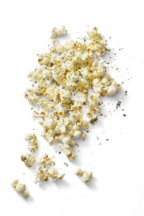 best after school snacks ranch popcorn