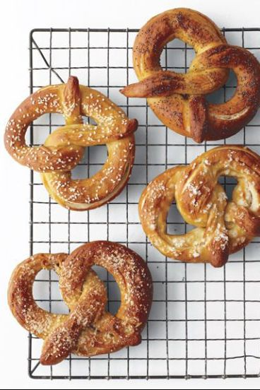 best after school snacks soft pretzels