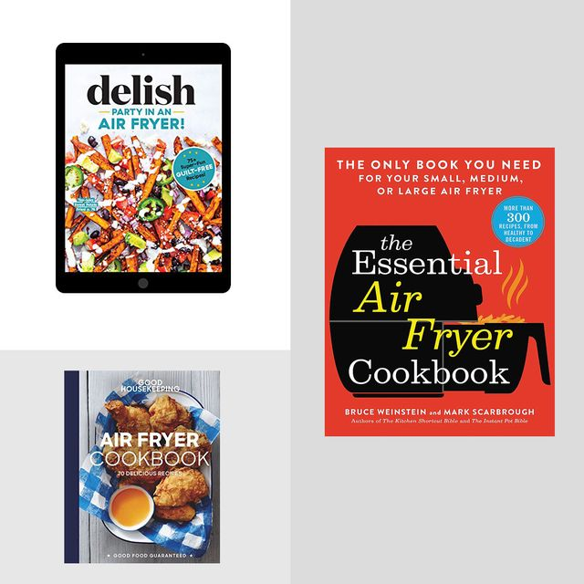 best air fryer cookbooks