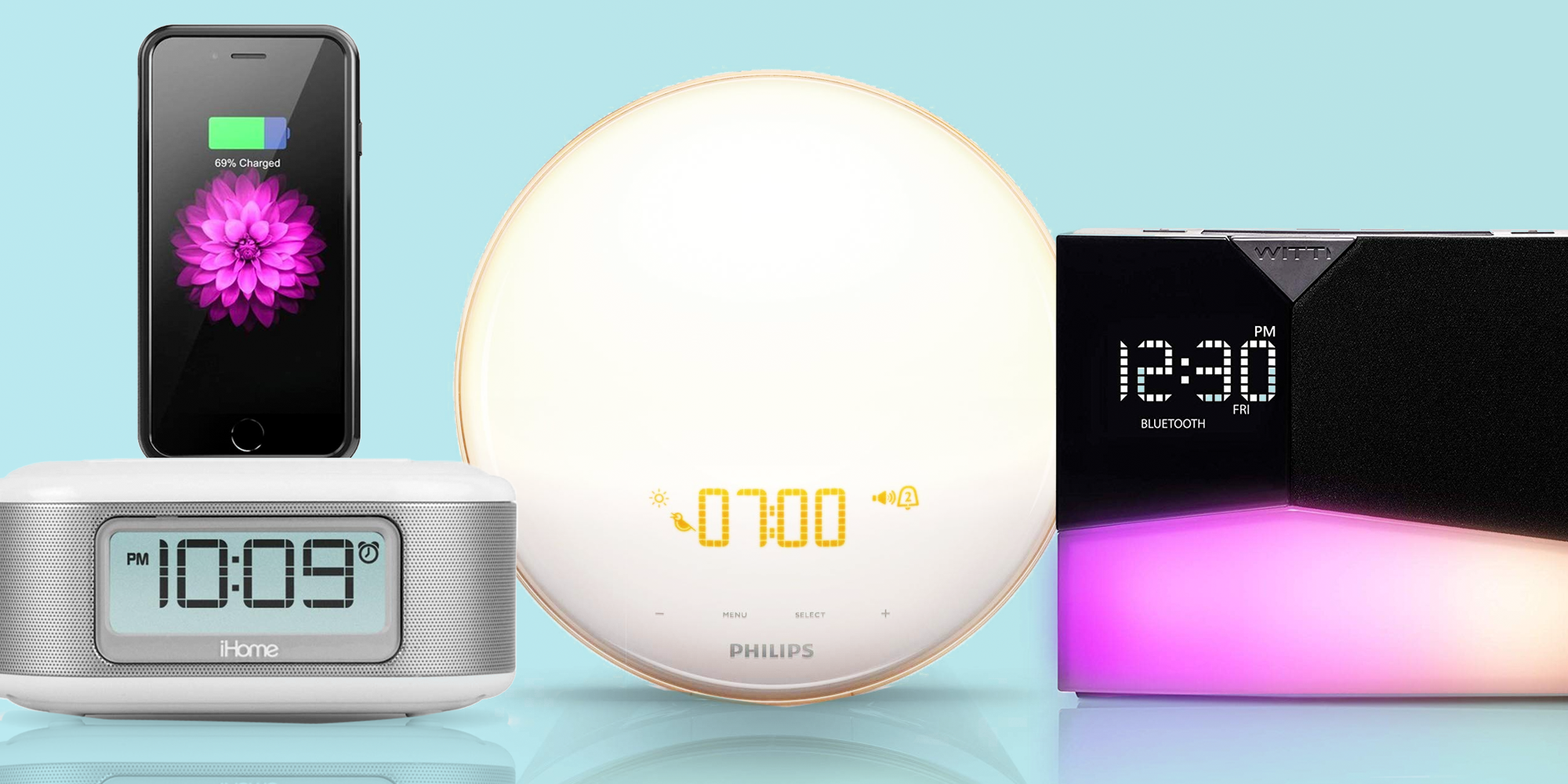 9 Best Alarm Clocks to Buy In 2019 - Top-Rated Alarm Clock