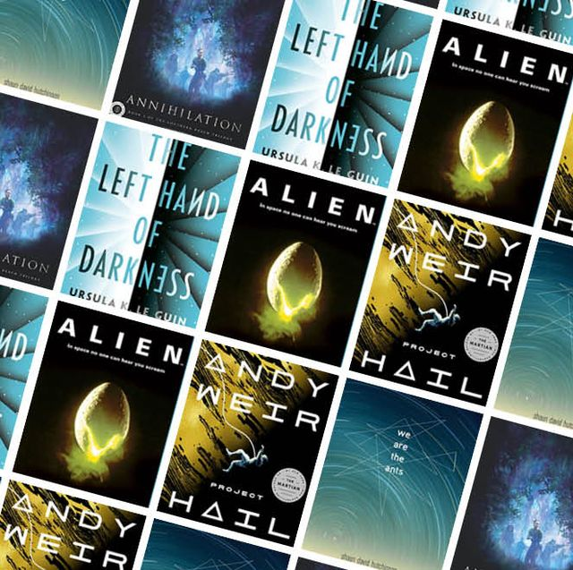 best alien books