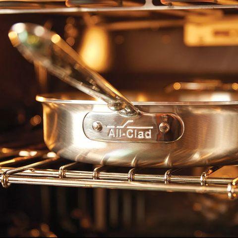 all clad d5 cookware pan