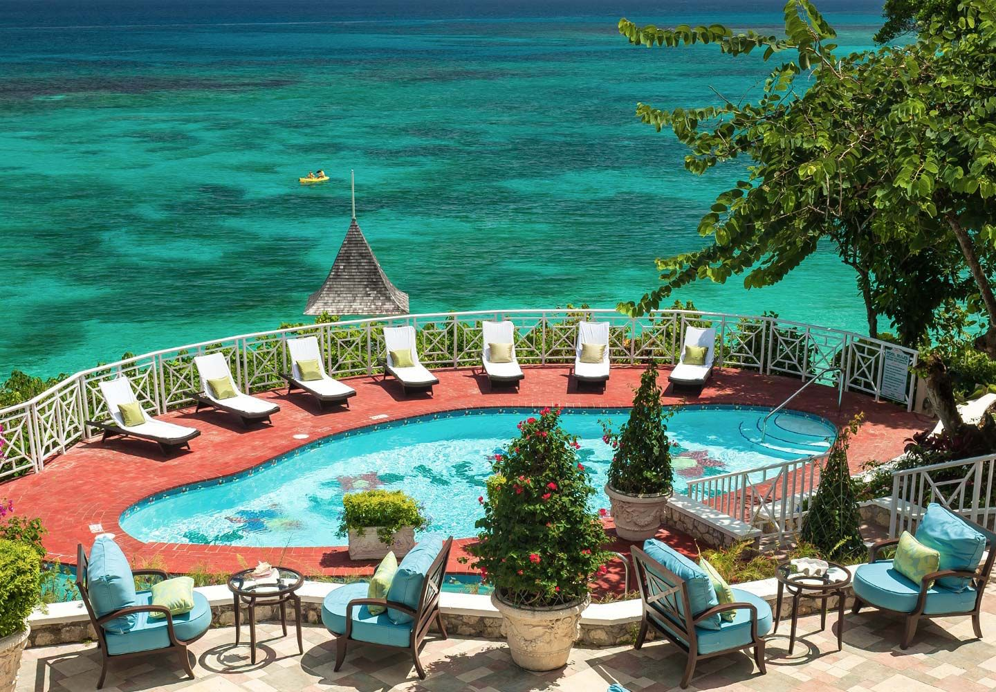 15 best resorts in the world luxury all inclusive hotels