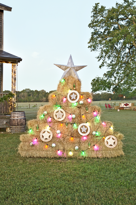 best alternative christmas tree ideas