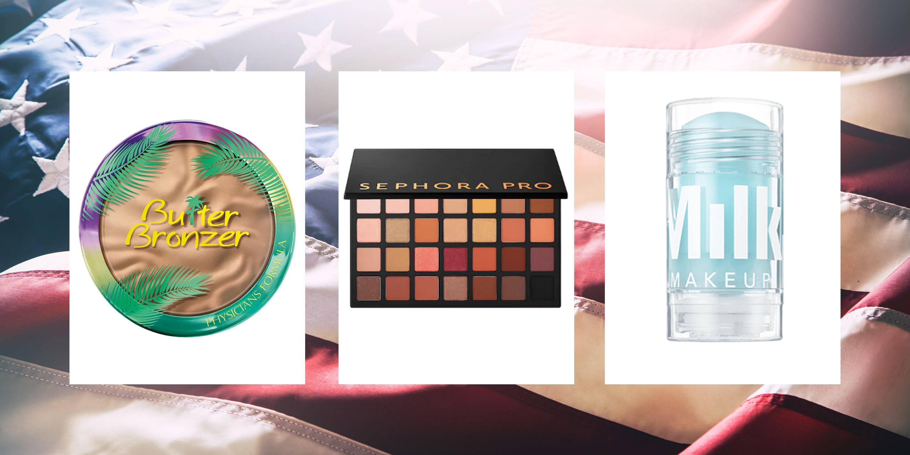best american beauty makeup products