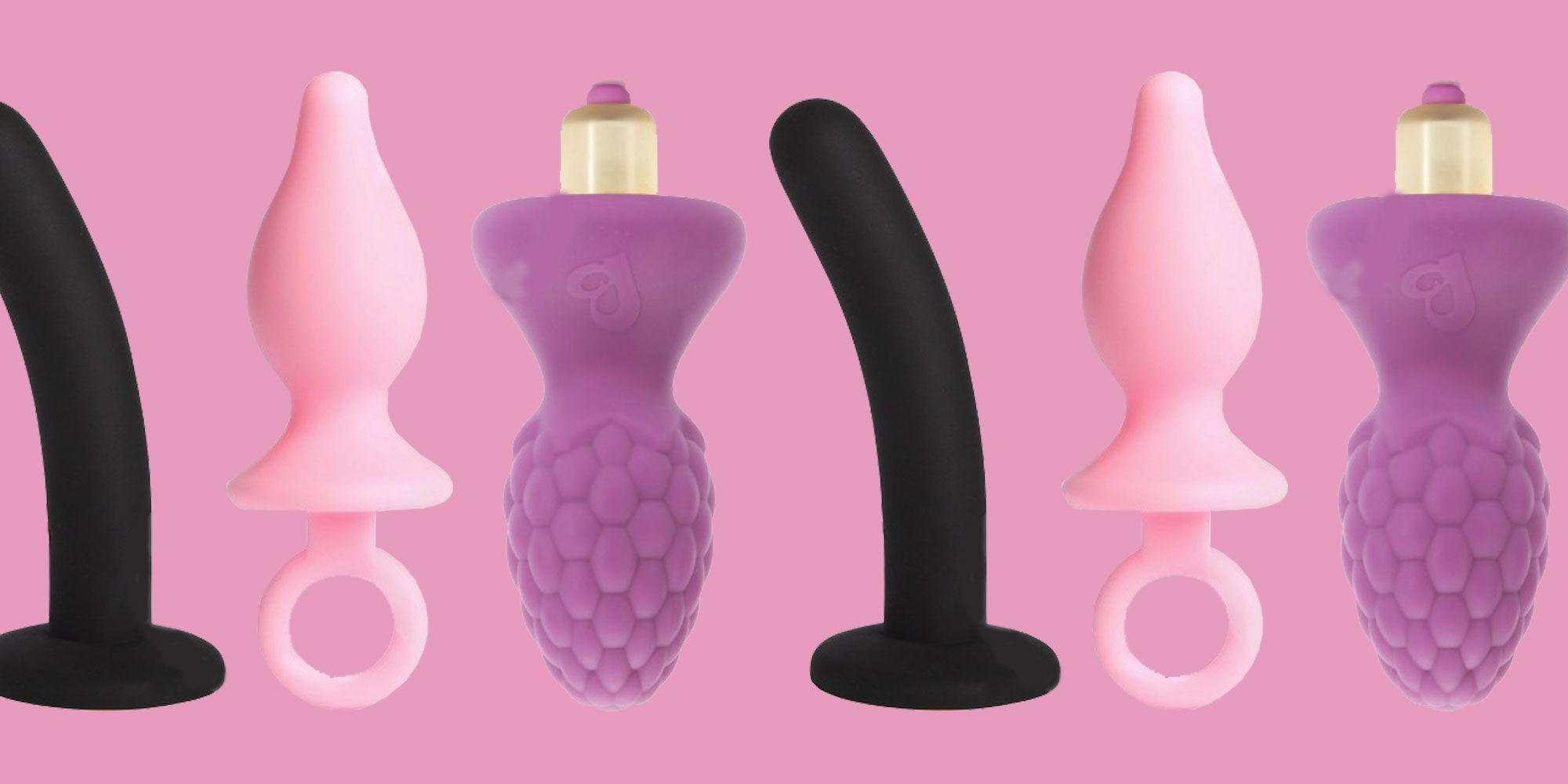 Anal toys for beginers