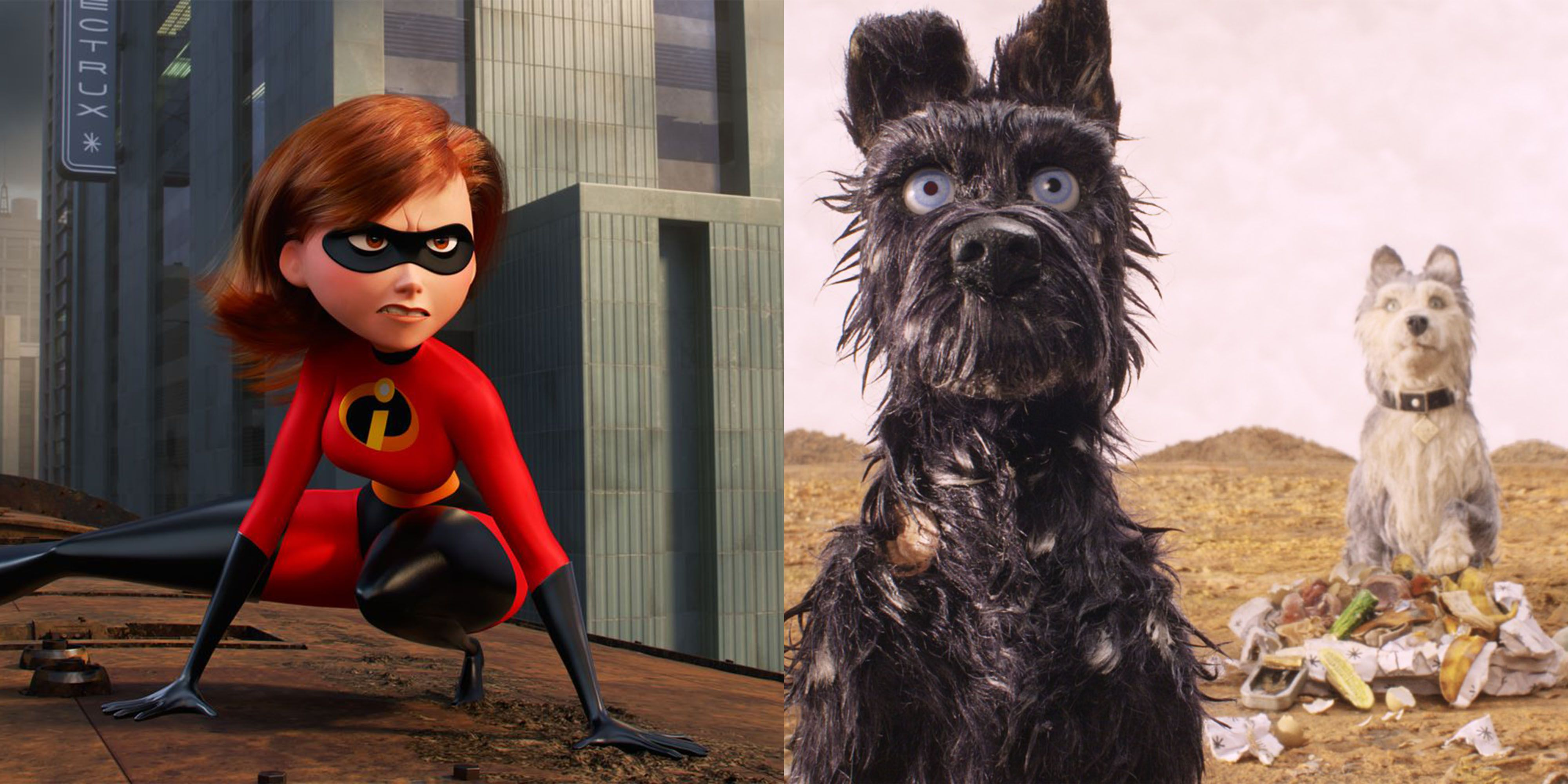 The Best Animated Movies of 2018