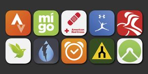 bicycling apps